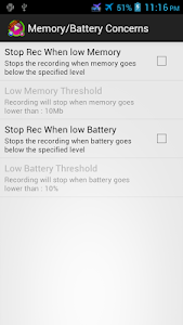 Secret Video Recorder Pro screenshot 6