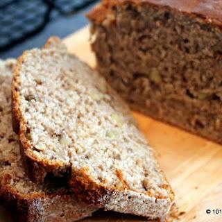 Healthier Whole Wheat Banana Bread.
