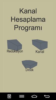 Air Duct Calculator - screenshot