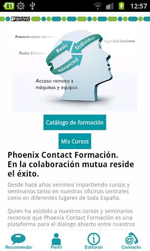 Phoenix Contact Formación