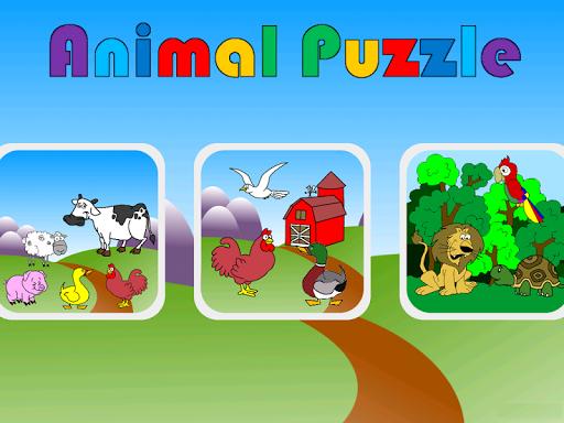 Kygu Animal Puzzle