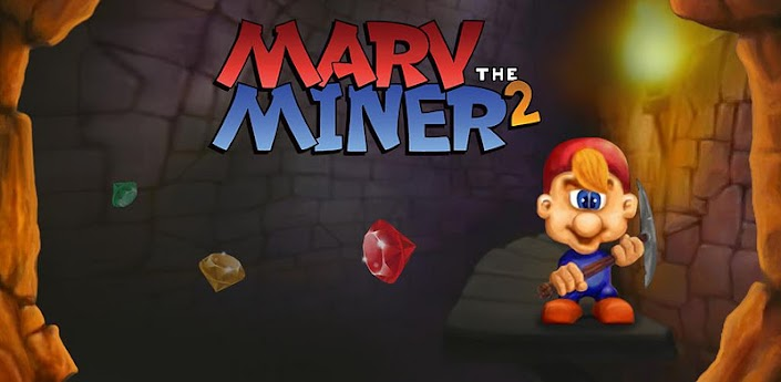 Marv The Miner 2 v1.2.7 Apk Full