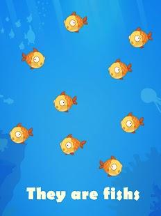 Goldfish Evolution Party - náhled