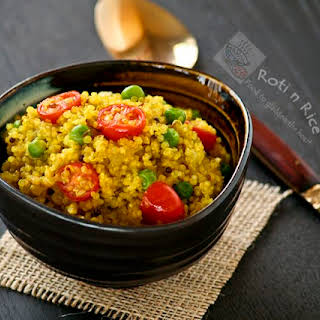 Turmeric Quinoa Recipes.