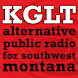 KGLT Live Streaming Audio