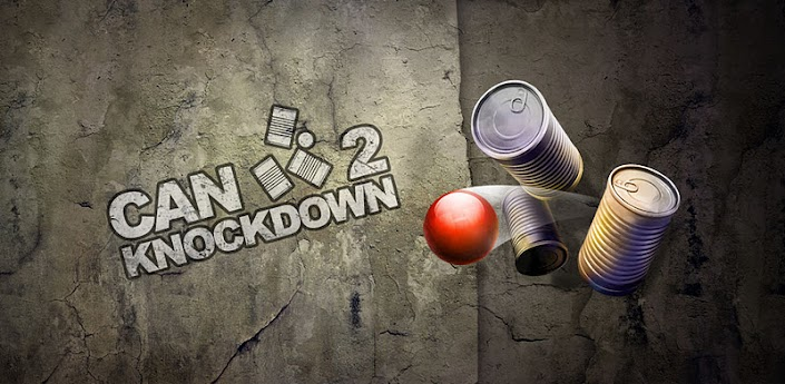 Can Knockdown 2