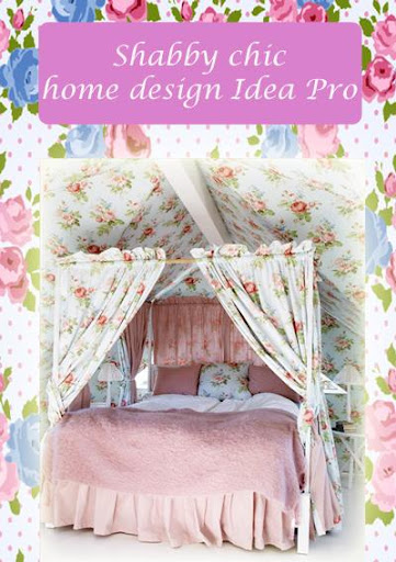 Shabby Chic Home Design Idea