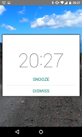 Screenshot of Simple Alarm Clock Free No Ads