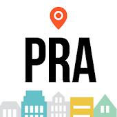 Prague city guide(maps)