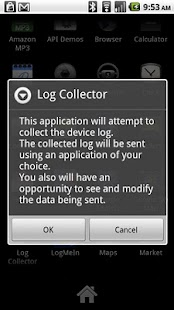 Log Collector - screenshot thumbnail