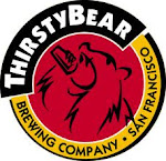 Logo for Thirsty Bear Brewing Company