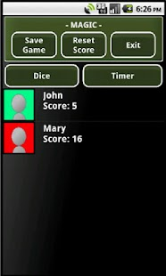 BoardGame Scorer FULL- screenshot thumbnail