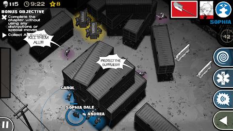 The Walking Dead: Assault Screenshot 7