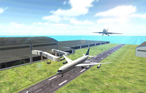飛行模擬器3D