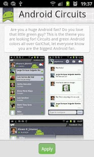 Go!Chat Themes Plugin - screenshot thumbnail