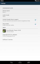 SoundSeeder Music Player Screenshot 19