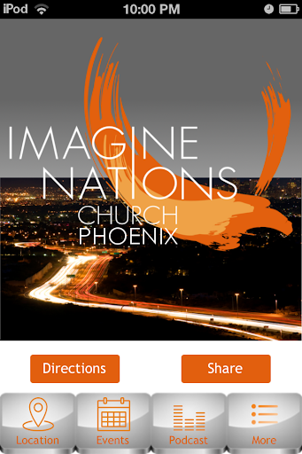 ImagineNations Church-Phoenix