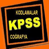 KPSS COGRAFYA GEN-KULTR KODLAR