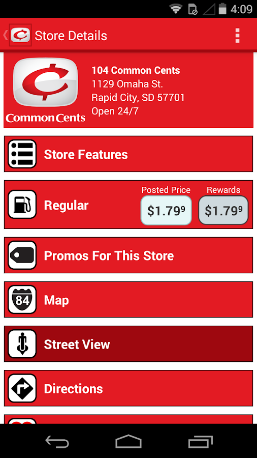 Common Cents Deals - screenshot