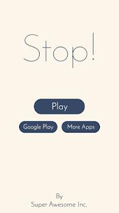 Stop! - screenshot thumbnail