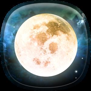 月亮 動態壁紙 個人化 App LOGO-硬是要APP