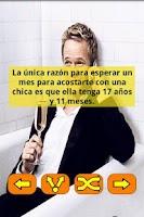 Screenshot of Frases Barney Stinson Español