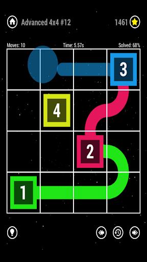 至尊太空点点 - 线路难题和逻辑游戏 Space Dots