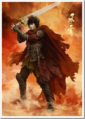 Pedang Setiawan the movie kembali