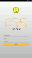 Screenshot of ARIS Mobile