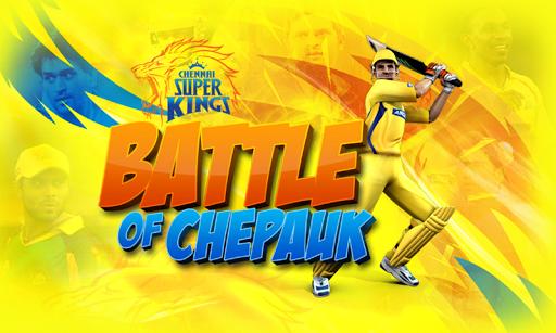 Battle Of Chepauk