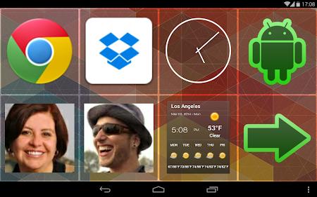 BIG Launcher Easy Phone DEMO 2.5.7 screenshot 446483