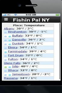 Fishin Pal New York - screenshot thumbnail
