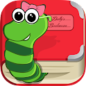 Dolly's Bookworm Puzzle icon