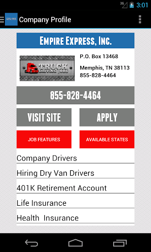 Driver Recruiting