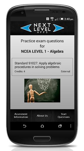 NCEA Algebra