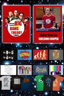 Sheldon Tees - screenshot thumbnail