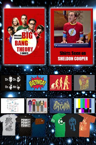 Sheldon Tees - screenshot