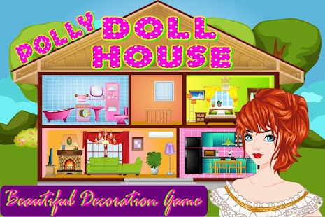 Polly Doll House And Design Screenshot Thumbnail