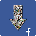 Facebook Photo Downloader icon
