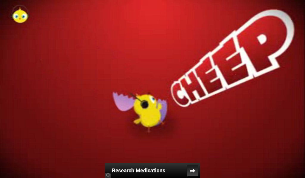 The Little Chick Cheep - screenshot