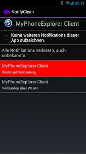 NotifyClean- screenshot thumbnail