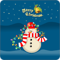 FGG Snowman Wallpaper logo