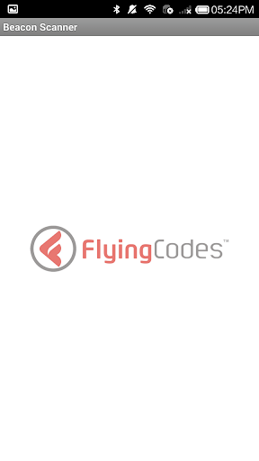FlyingCodes Beacon 掃描器