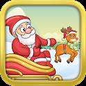 Jolly Journey Santa Racing icon