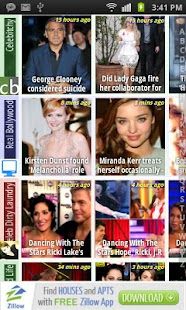 Mobo Celebrity News & Gossip - screenshot thumbnail