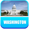 WASHINGTON TRAVEL GUIDE icon