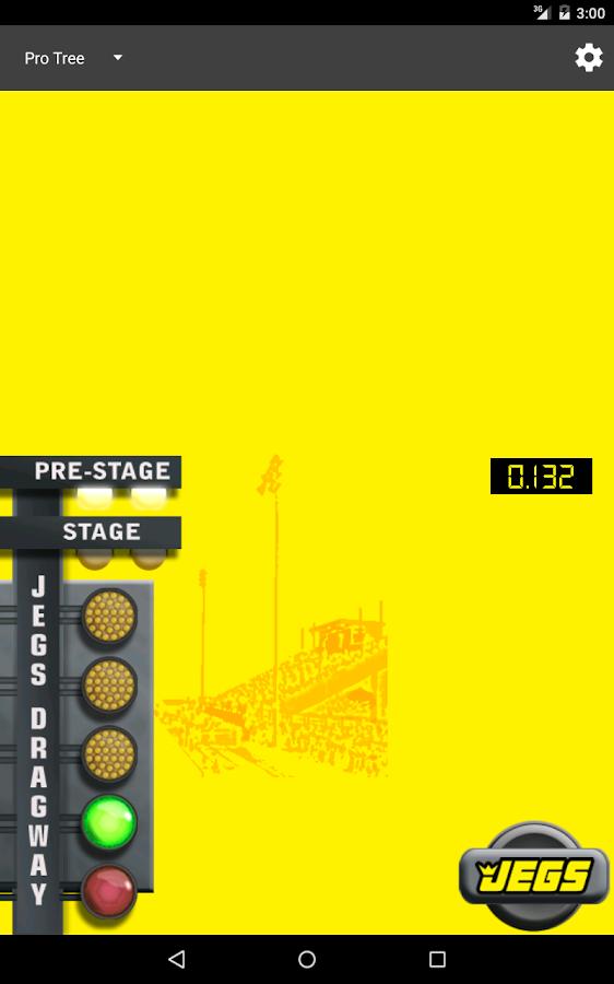 JEGS Perfect Start- screenshot
