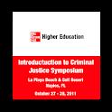Criminal Justice Symposium logo