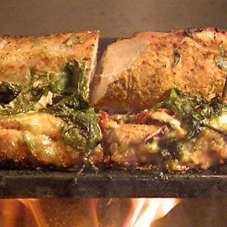 Cajun Pork Tenderloin With Braised Greens