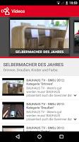 Screenshot of BAUHAUS Toolbox